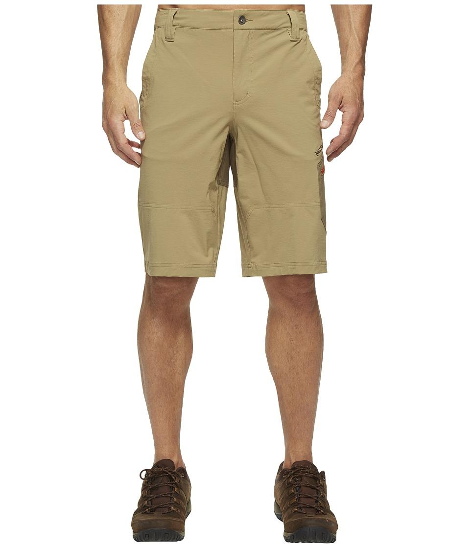 Marmot Limantour Shorts (Desert Khaki/Cavern) Men