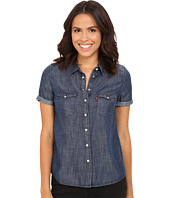 Levi's® Womens - Short Sleeve Western Shirt