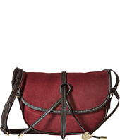 London Fog - Newbury Saddle Crossbody