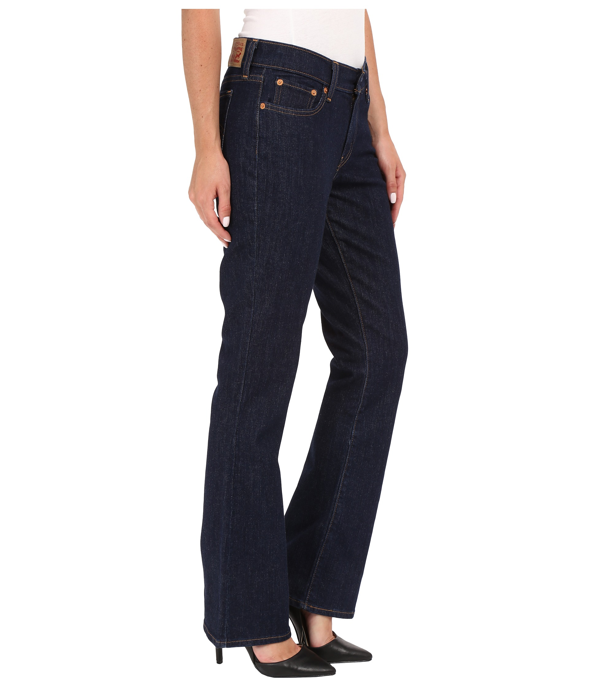 Levi's® Womens 415 Relaxed Bootcut at Zappos.com