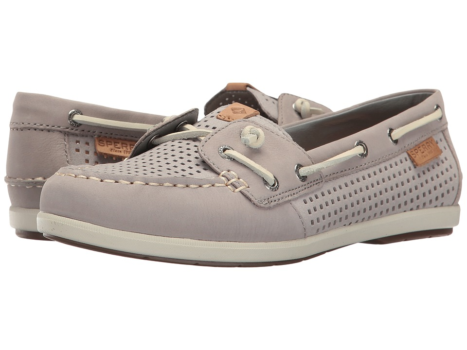 Sperry Coil Ivy Perf (Grey) Women