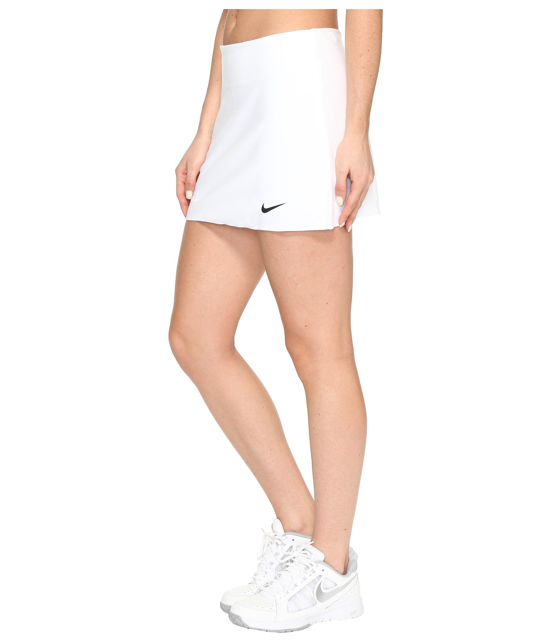 Nike court power spin tennis skirt at for Schoolboy q girl power shirt