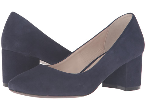 Cole Haan Eliree Pump 55mm - Marine Blue Suede