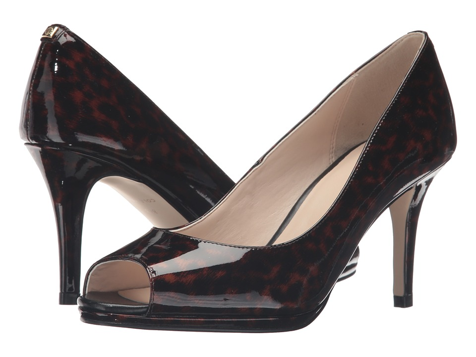 Cole Haan Davis OT Pump (Tortoise Patent) High Heels