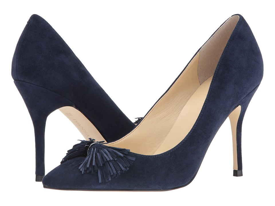 Ivanka Trump Dirent (Dark Blue Suede) Women