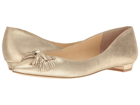 Ivanka Trump Tabithe - Gold Leather