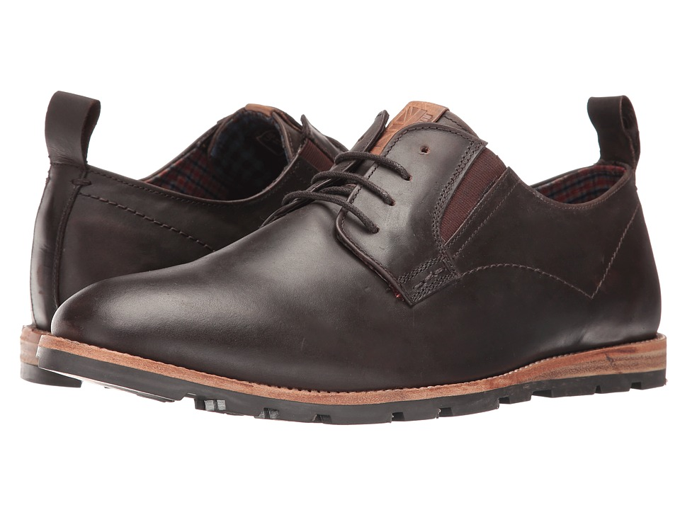 Ben Sherman Barnett Lug (Brown Oiled) Men