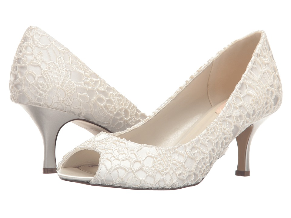 Paradox London Pink Emotion (Ivory Lace/Satin) Women