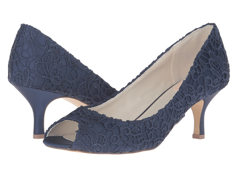 Paradox London Pink Emotion (Navy Lace/Satin) Women