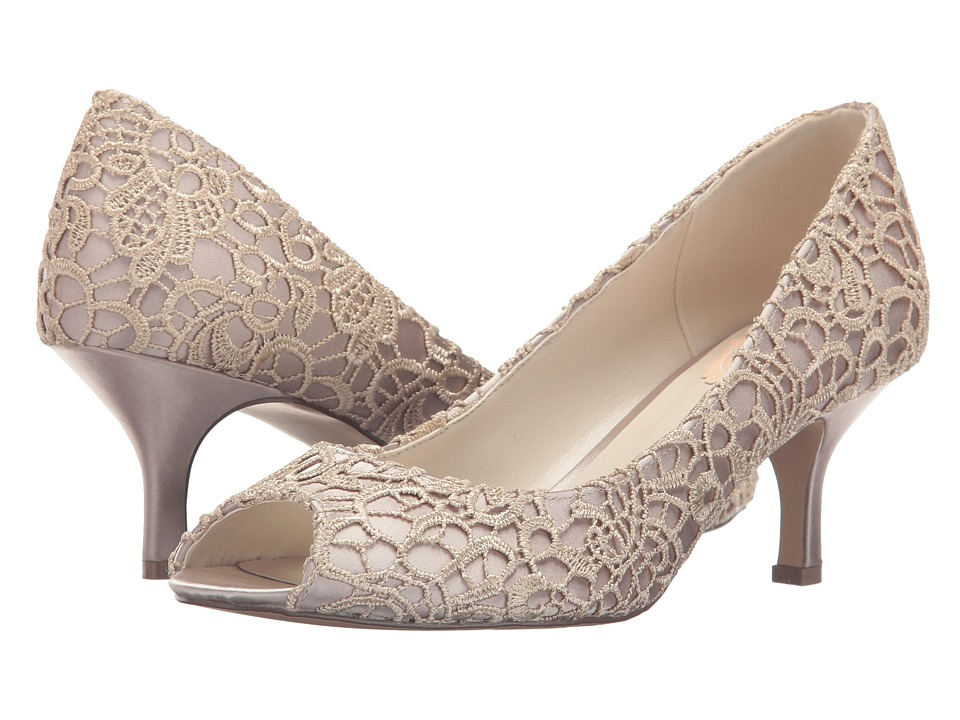 Paradox London Pink Emotion (Taupe Lace/Satin) Women