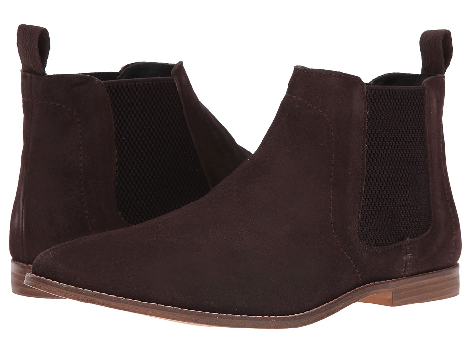 Ben Sherman Gaston Chelsea (Brown Suede) Men