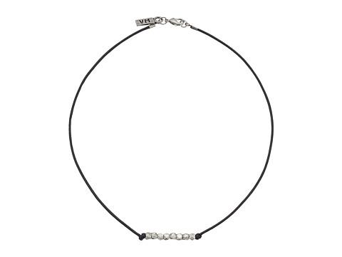 Vanessa Mooney The Madison Choker Necklace - Silver
