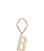 Fossil - Letter B Bag Charm