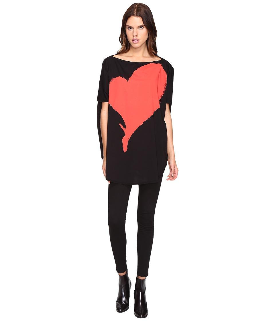 Vivienne Westwood Hylas Elephant T-Shirt (Black) Women