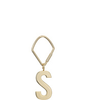 Fossil - Letter S Bag Charm