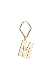 Fossil - Letter M Bag Charm