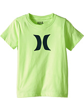 Hurley Kids - Icon Fill Tee (Little Kids)