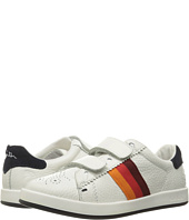 Paul Smith Junior - Leather Sneaker with Straps (Little Kid/Big Kid)
