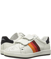Paul Smith Junior - Leather Sneaker with Straps (Toddler/Little Kid)