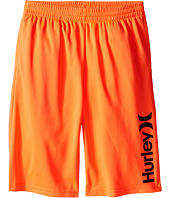 Hurley Kids - One and Only Dri Fit Shorts (Big kids)