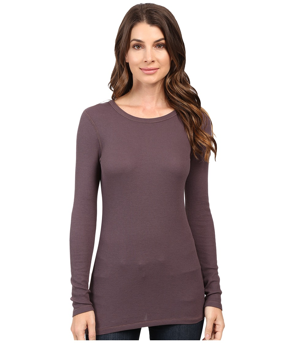Three Dots - Thermal L/S Crewneck (Stardust) Women
