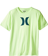 Hurley Kids - Icon Fill Tee (Big Kids)