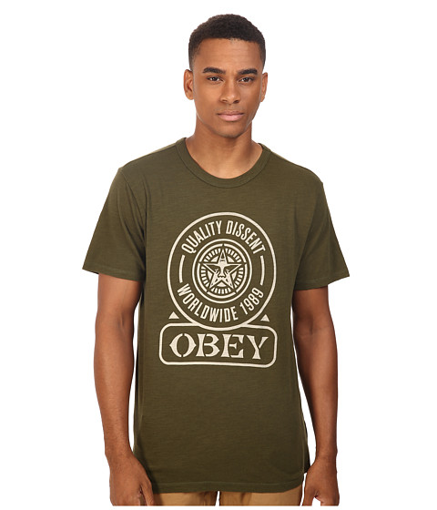 Obey Obey Quality Dissent