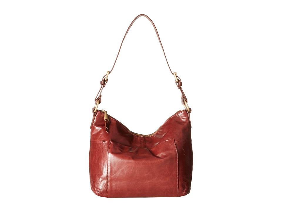 Hobo - Charlie (Mahogany) Handbags