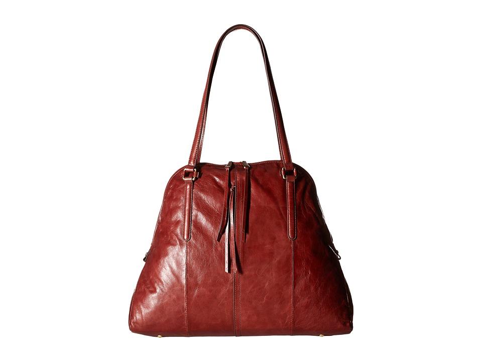 Hobo - Delaney (Mahogany) Handbags