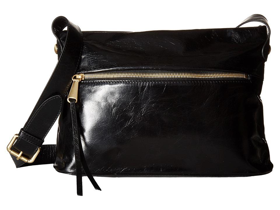 Hobo - Annette (Black) Handbags