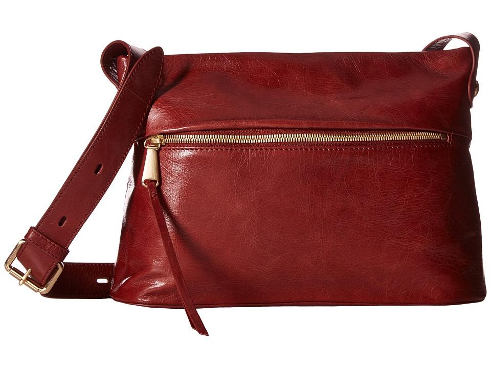 Hobo - Annette (Mahogany) Handbags