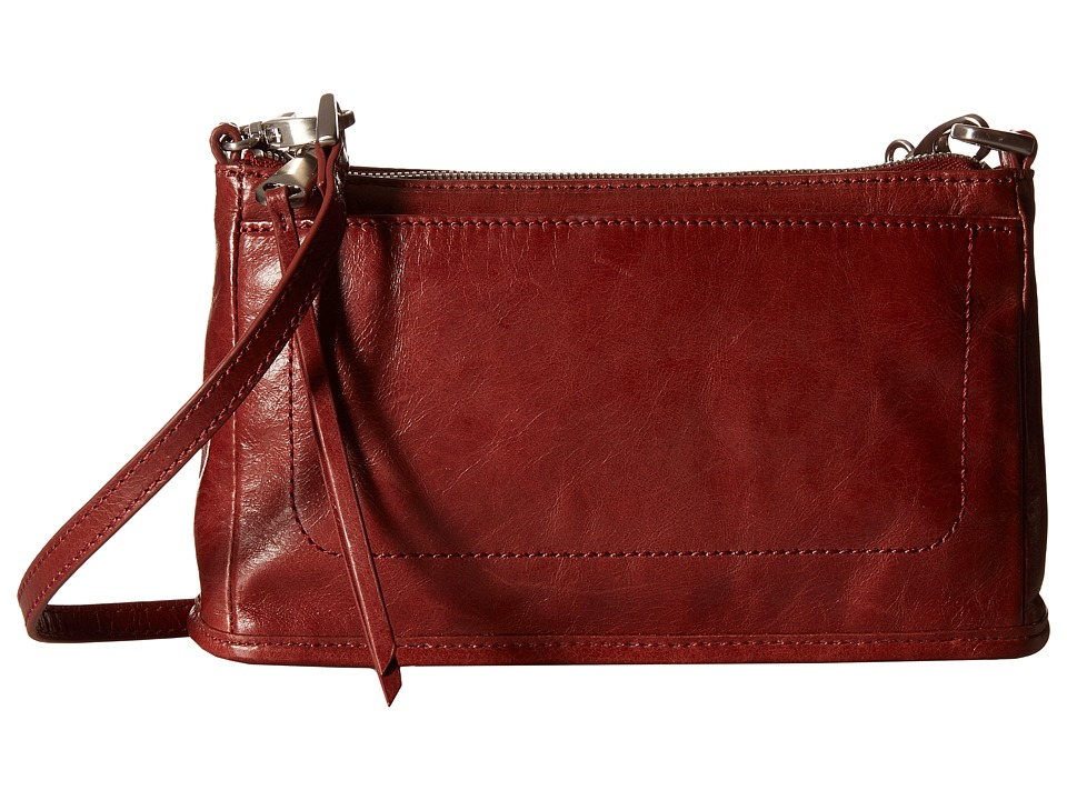 Hobo - Cadence (Mahogany) Cross Body Handbags