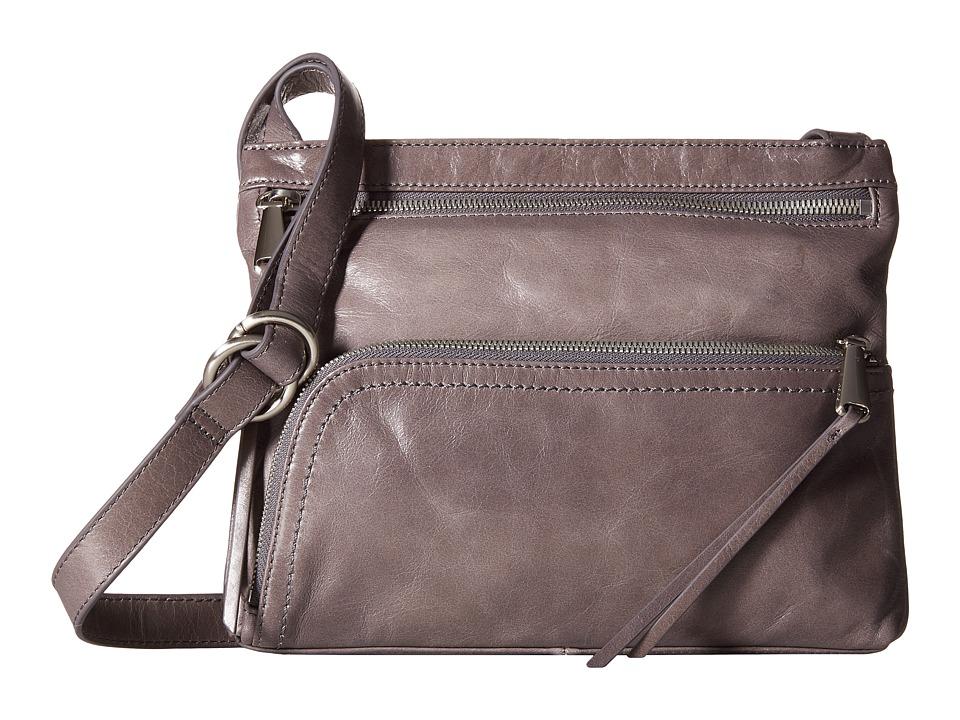 Hobo - Cassie (Granite) Cross Body Handbags