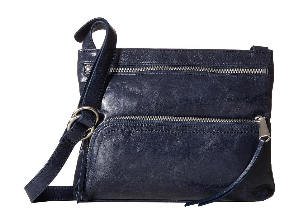 Hobo - Cassie (Royal) Cross Body Handbags