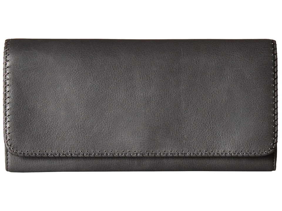 Hobo Era (Pewter) Clutch Handbags