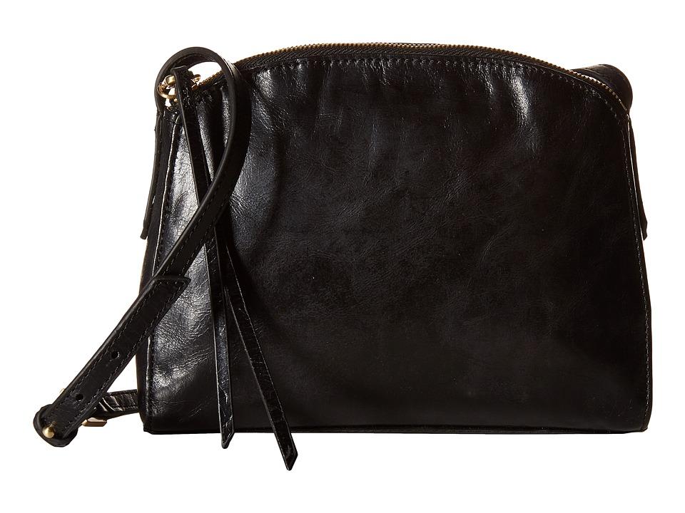 Hobo - Evella (Black) Handbags