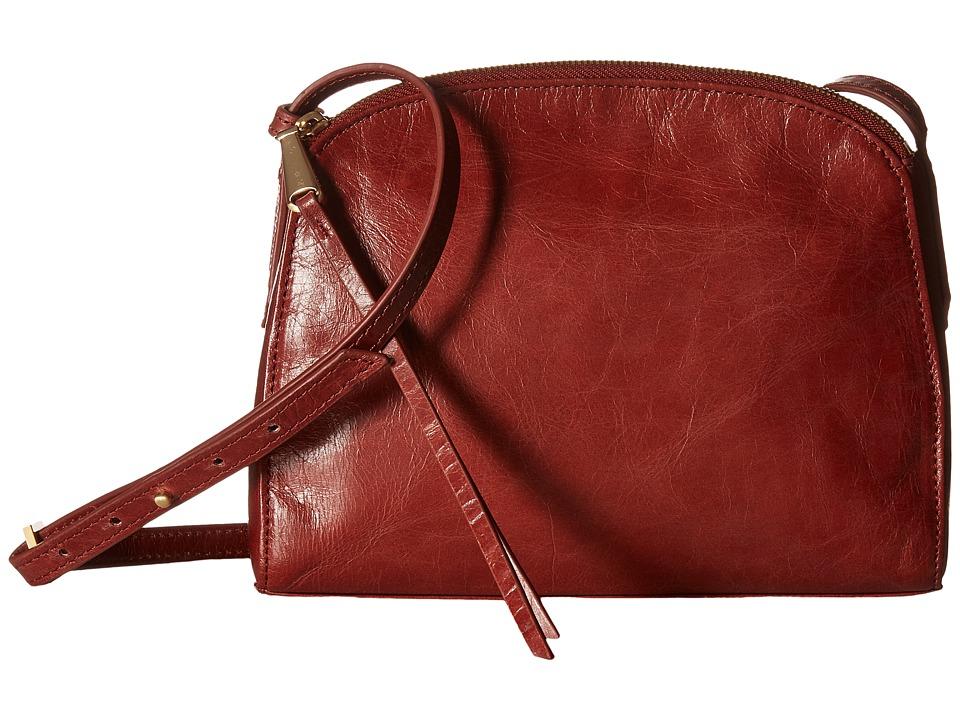 Hobo - Evella (Mahogany) Handbags