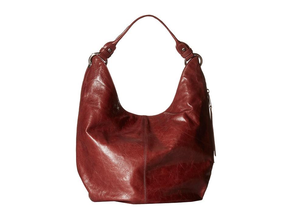 Hobo - Gardner (Mahogany) Hobo Handbags
