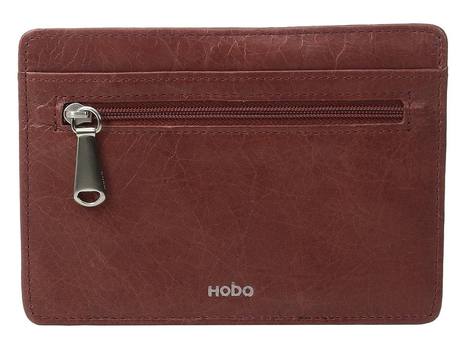Hobo - Euro Slide (Mahogany) Wallet