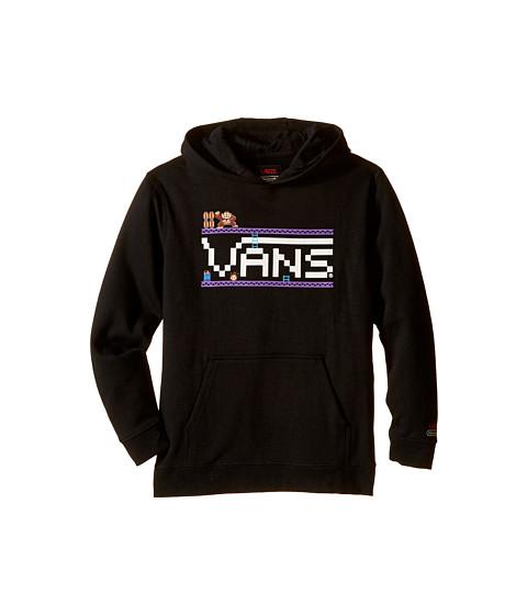 Vans Kids Nintendo Dark Pullover Fleece (Big Kids)
