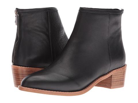 Kristin Cavallari Mae Bootie - Black Leather