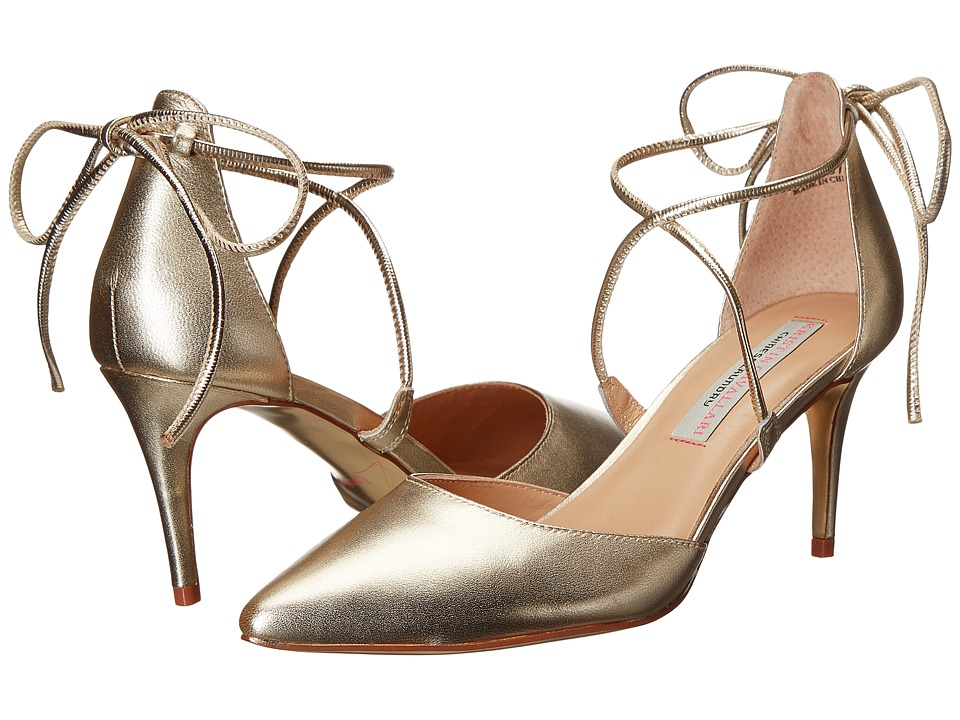 Kristin Cavallari Opel Pump (Light Gold) High Heels