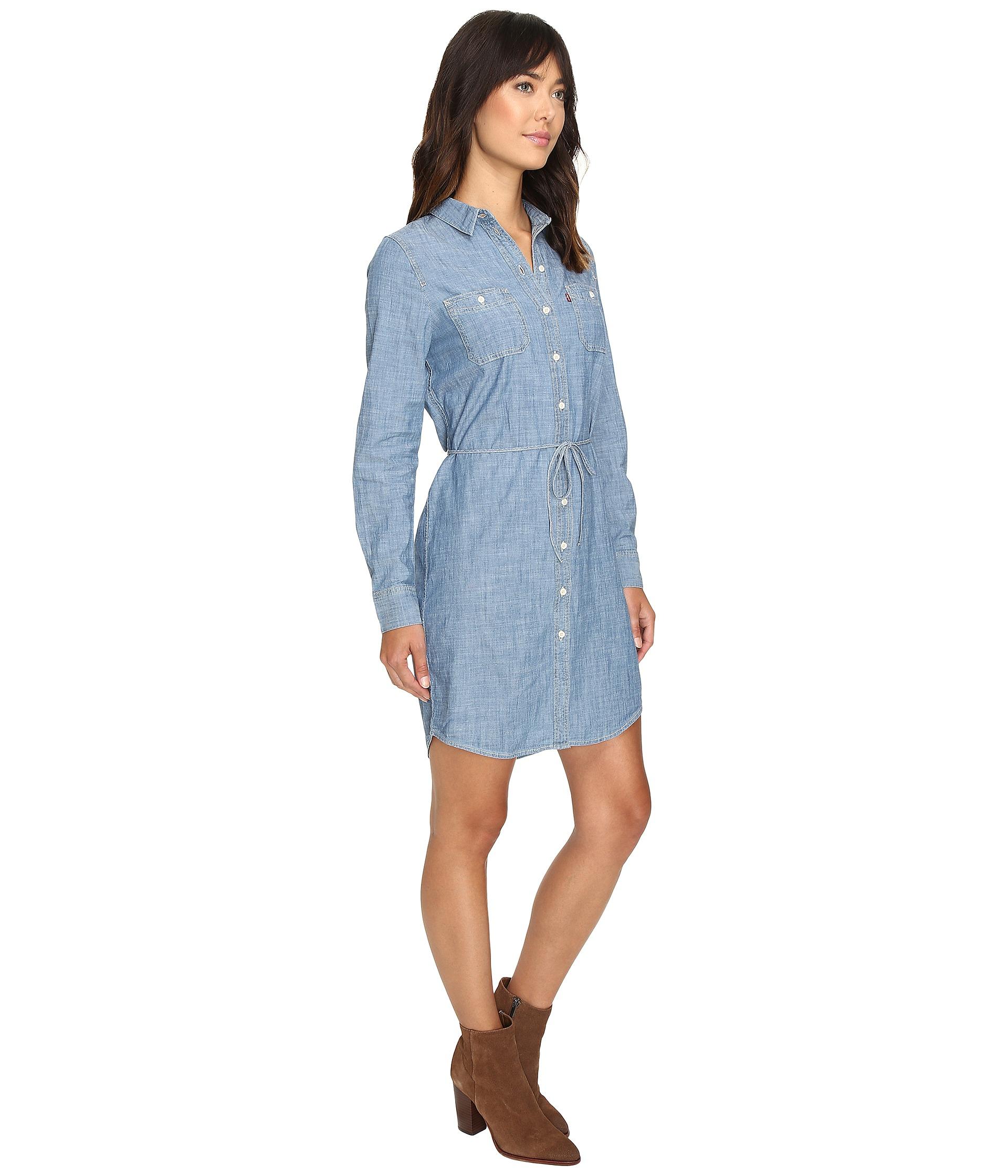 Levi's® Womens Workwear Dress at Zappos.com
