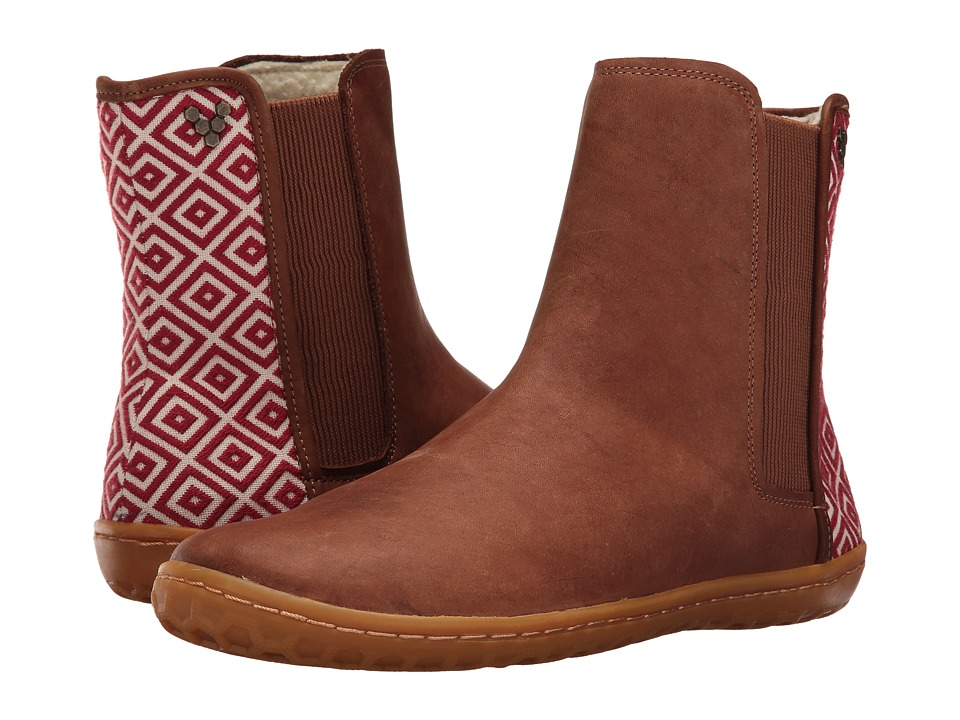 Vivobarefoot - Nepal (Chestnut) Womens Shoes