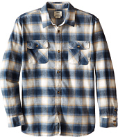 Vans Kids - Banfield Long Sleeve Flannel (Big Kids)