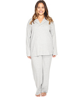 LAUREN Ralph Lauren - Plus Size Shawl Collar Pajama