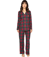 LAUREN Ralph Lauren - Folded Brushed Twill PJ