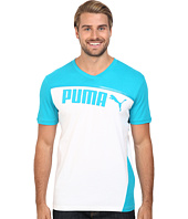 PUMA - Clash Short Sleeve Shirt