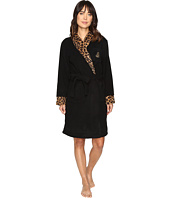 LAUREN Ralph Lauren - Folded Fleece Short Robe