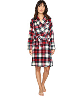 LAUREN Ralph Lauren - Folded So Soft Terry Short Robe
